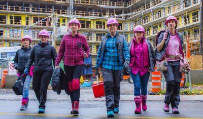 Tenue de sécurité : enfin des vêtements un peu plus adaptés aux femmes