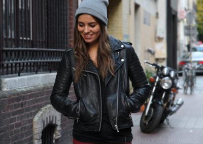 Mode femme : l'indémodable perfecto