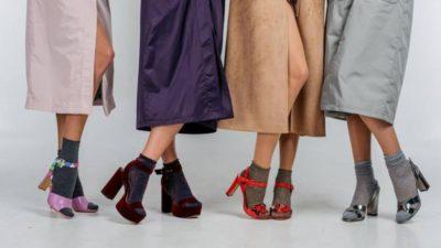 Les chaussettes dans les sandales : une révolution