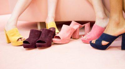 Zoom sur les chaussures féminines tendance en 2018