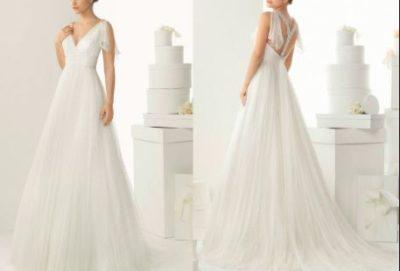 2 en 1 : La nouvelle tendance de robe de mariée