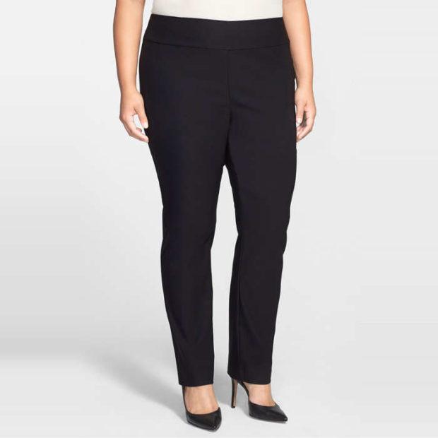 Quels pantalons pour femme ronde ?